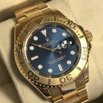 Rolex Yacht-Master 40 Yellow gold 40mm Blue No numerals United Kingdom, London