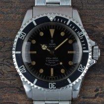 Tudor Submariner Steel 40mm Black No numerals Canada, Vancouver