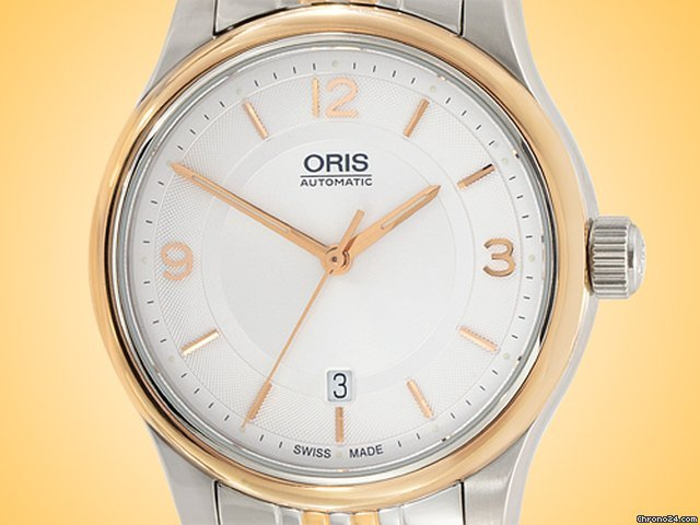 Oris Classic 01 733 7594 4331-07 8 20 63 new