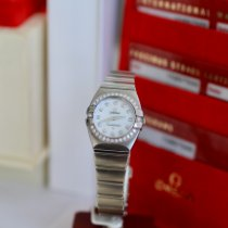 Omega Constellation Double Eagle Staal
