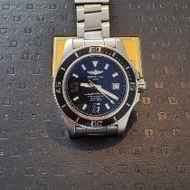 Breitling Superocean 44 Staal Zwart Nederland, 's-Gravenzande