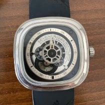 Sevenfriday Steel 47mm Automatic P1B/01 pre-owned