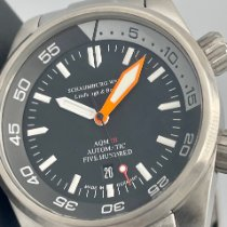 Schaumburg Steel 44mm Automatic pre-owned United States of America, Florida, Pompano Beach