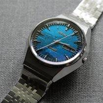 Seiko Superior Staal 37mm