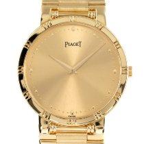 Piaget подержанные Кварцевые 31.5mm Золотой Сапфировое стекло
