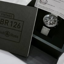 Bell & Ross pre-owned Automatic 41mm Black