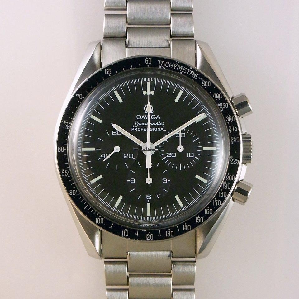 Omega Speedmaster Professional Moonwatch 145.0022 1980 ikinci el
