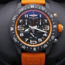 Breitling Carbon Black 44mm pre-owned Endurance Pro
