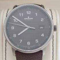 Junghans FORM A Titanium Black Arabic numerals