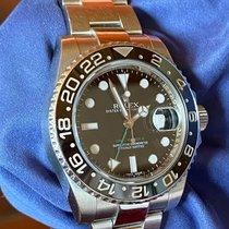 Rolex GMT-Master II 116710LN Gut Stahl 40mm Automatik Schweiz, Thalwil