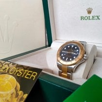 Rolex Yacht-Master 40 16623 Very good Gold/Steel 40mm Automatic