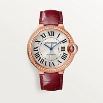 Cartier Ballon Bleu 36mm new 2021 Automatic Watch with original box and original papers WJBB0034