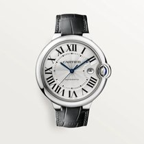 Cartier Ballon Bleu 42mm new 2021 Automatic Watch with original box and original papers W69016Z4
