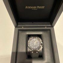 Audemars Piguet Royal Oak Offshore Chronograph 26400AU.OO.A002CA.01 Foarte bună Carbon 44mm Atomat România, BUCHAREST