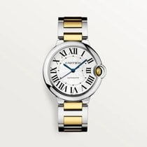 Cartier Ballon Bleu 36mm new 2021 Automatic Watch with original box and original papers W2BB0012