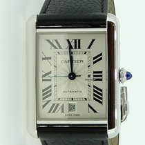 Cartier Tank (submodel) new 2021 Automatic Watch with original box and original papers WSTA0040