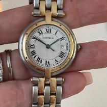 Cartier Cougar Gold/Steel 30mm White Roman numerals United States of America, Florida, Miami