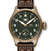 IWC Bronze Green 46.2mm new Big Pilot