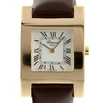 Chopard Your Hour Yellow gold 25mm White