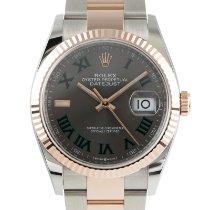 Rolex Datejust новые 2021 Автоподзавод Часы с оригинальными документами и коробкой 126231