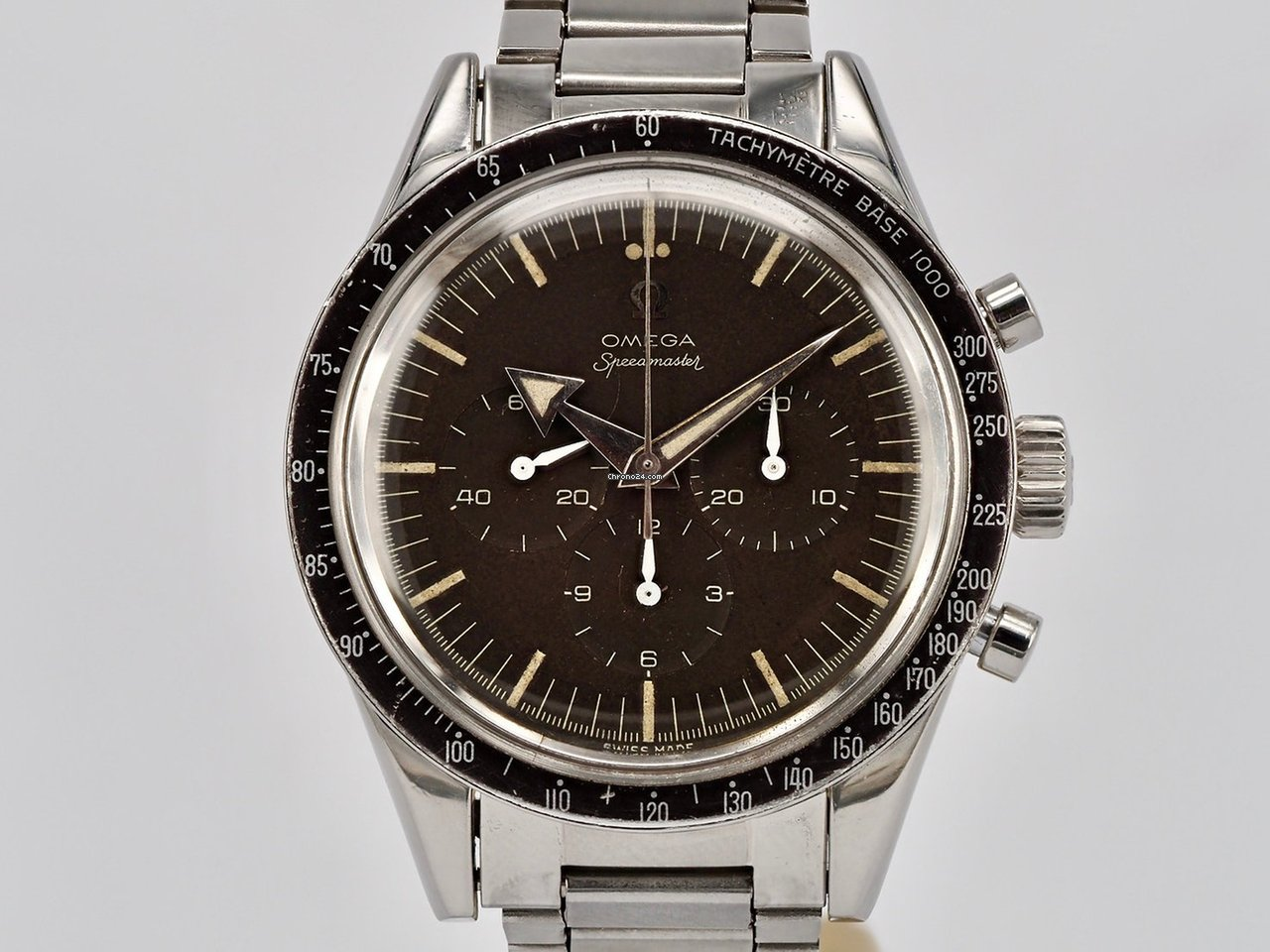 Omega Speedmaster Professional Moonwatch ck2915 1959 pre-owned