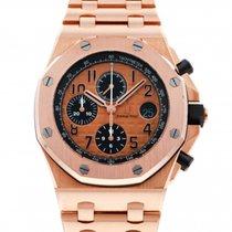 Audemars Piguet Royal Oak Offshore Chronograph Rose gold 42mm Pink