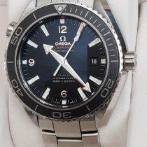 Omega Seamaster Planet Ocean Steel 45,5mm Black Arabic numerals United States of America, Colorado, Highlands Ranch