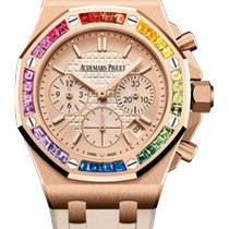 Audemars Piguet Royal Oak Offshore Chronograph 26236OR.YY.D085CA.01 Unworn Rose gold 37mm Automatic United States of America, New York, New York