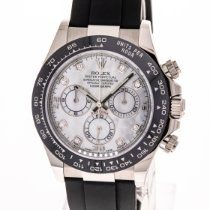 Rolex Daytona White gold 40mm Mother of pearl