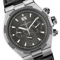 Vacheron Constantin Overseas Chronograph new Automatic Chronograph Watch with original box 49150/000W-9501