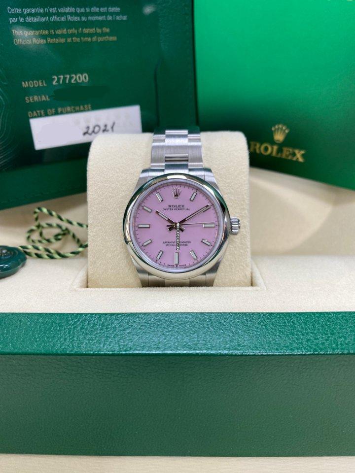 Rolex Oyster Perpetual 31 277200 2021 nuevo
