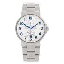 Ulysse Nardin Marine Chronometer 41mm Steel 41mm White Arabic numerals United States of America, Florida, Surfside