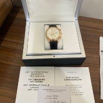 IWC IW391025 Pозовое золото 2019 Portofino Chronograph 42mm подержанные