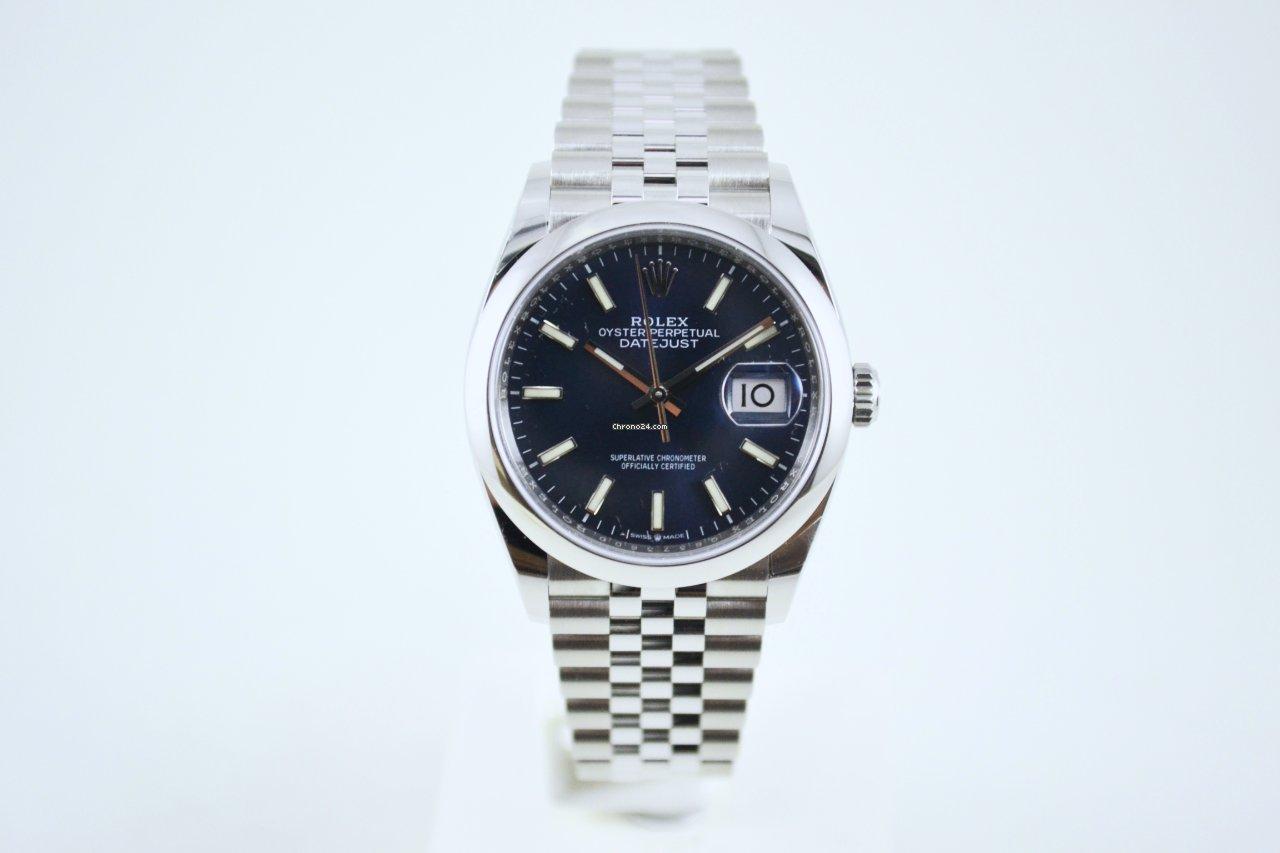 Rolex Datejust 126200 2021 nieuw