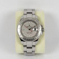 Rolex Yacht-Master 40 Steel 40mm Silver No numerals Australia, Freshwater