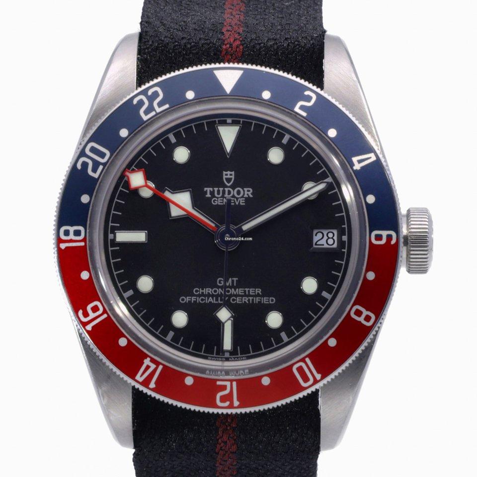 Tudor Black Bay GMT 79830RB 2021 pre-owned