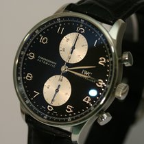 IWC Steel 41mm Automatic IW371404 pre-owned