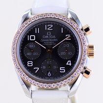 Omega Speedmaster Ladies Chronograph Stahl 38mm Grau Keine Ziffern Deutschland, Langenfeld