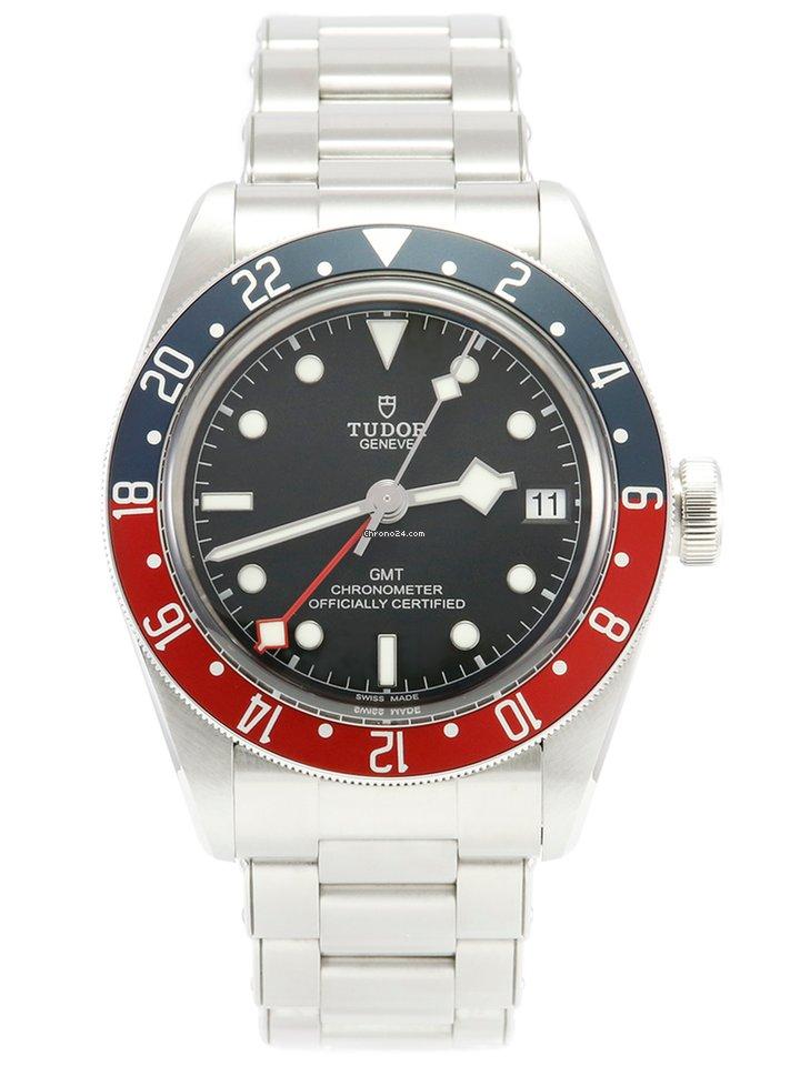 Tudor Black Bay GMT 79830RB 2020 pre-owned