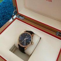 Omega De Ville Hour Vision новые 2016 Автоподзавод Часы с оригинальными документами и коробкой 433.53.41.21.13.001