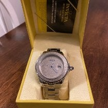 Invicta Steel 47mm Automatic 666-491 pre-owned United States of America, Texas, Converse