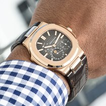 Patek Philippe Nautilus 5712R-001 Unworn Rose gold 40mm Automatic