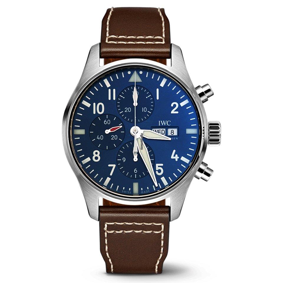 IWC Pilot Chronograph IW377714 2021 новые