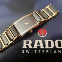 Rado Integral Сталь 18mm Черный Без цифр