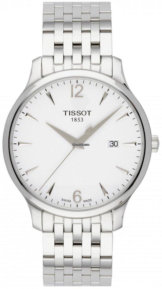 Tissot Tradition T063.610.11.037.00 2021 новые