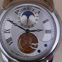 Frederique Constant Manufacture Heart Beat Steel Silver Roman numerals United States of America, Texas, San Antonio
