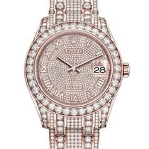 Rolex Pearlmaster Rose gold 39mm Pink United States of America, New York, New York