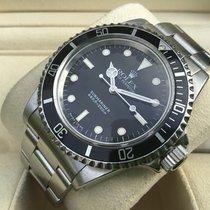 Rolex Submariner (No Date) Steel 40mm Black No numerals United States of America, California, Costa Mesa