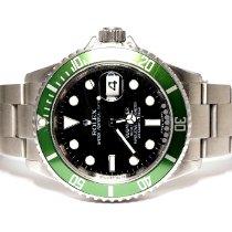 Rolex Submariner Date 16610LV Very good Steel 40mm Automatic United Kingdom, London