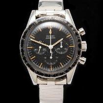 Omega Speedmaster Professional Moonwatch Steel Black No numerals United Kingdom, Macclesfield